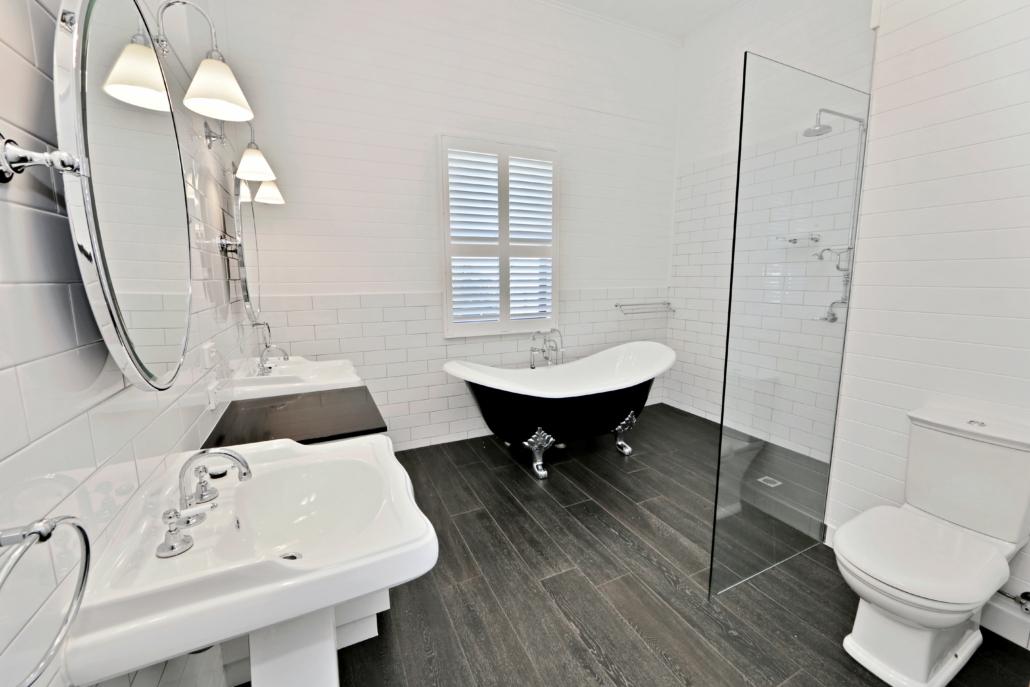 Burnett Heads Bathroom Renovation